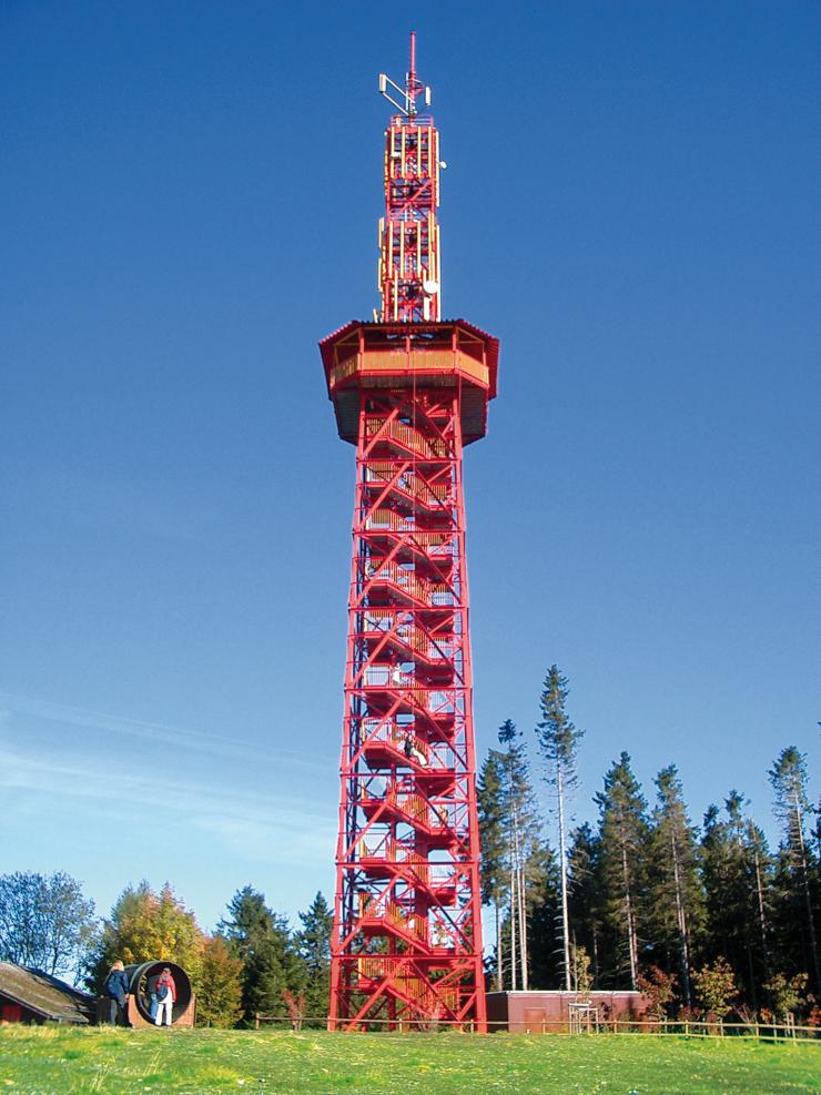Foto: FORT FUN, Stueppelturm
