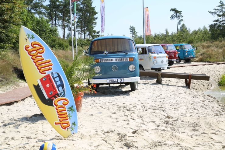 Foto: Heide Park Resort: Neues Bulli Camp