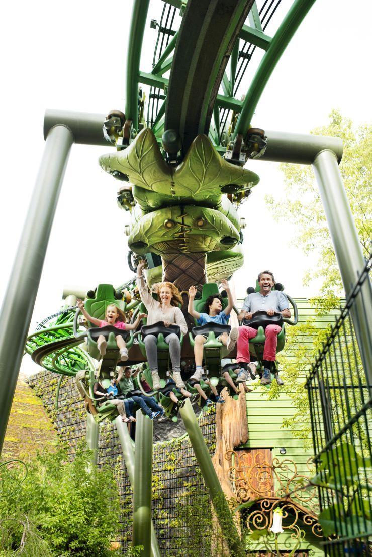 Foto: Europa-Park - Neue Attraktion Athur