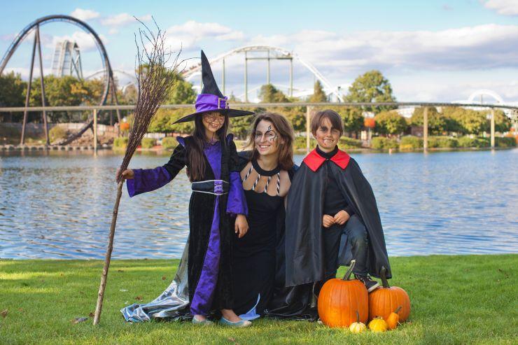 Foto: Heide Park Resort, Halloween Nights 2014