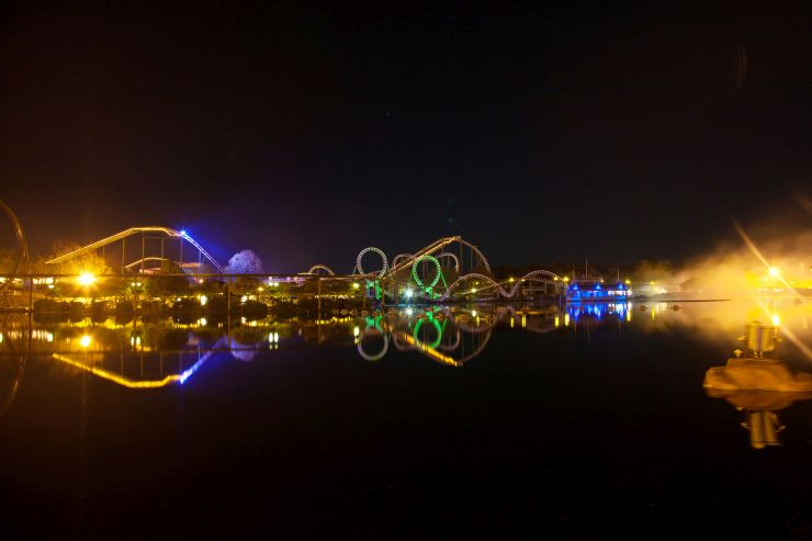 Foto: Heide Park Resort, Halloween Nights 2014