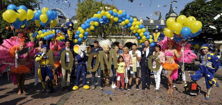 Foto: Europa-Park, Europa-Park feiert den 100 millionsten Besucher