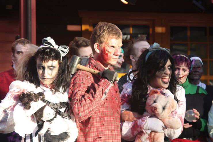 Foto: FORT FUN, FORT FEAR Horrorland