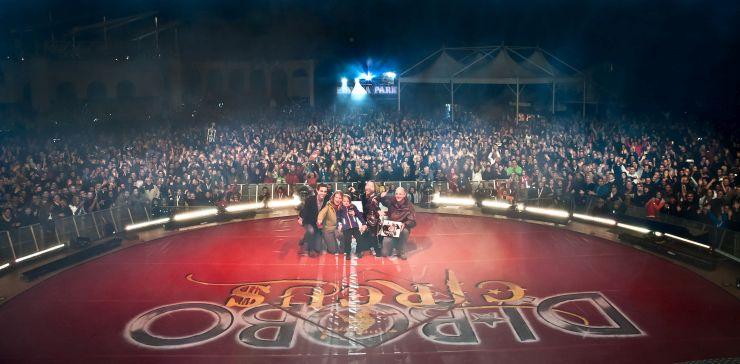 Foto: Europa-Park, Halloween Circus 2014