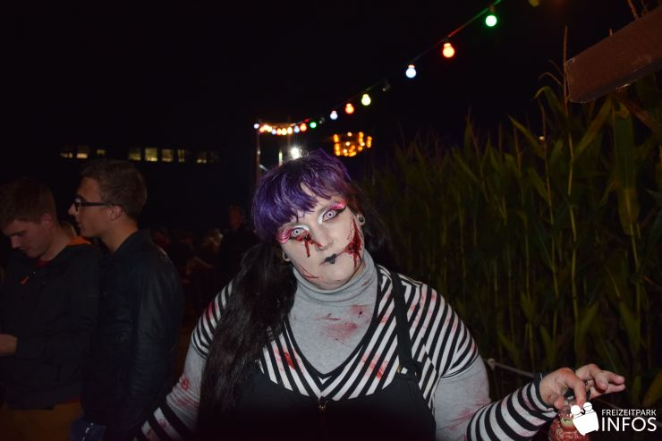 Foto: Freizeitparkinfos.de, FORT FEAR Horrorland 2014