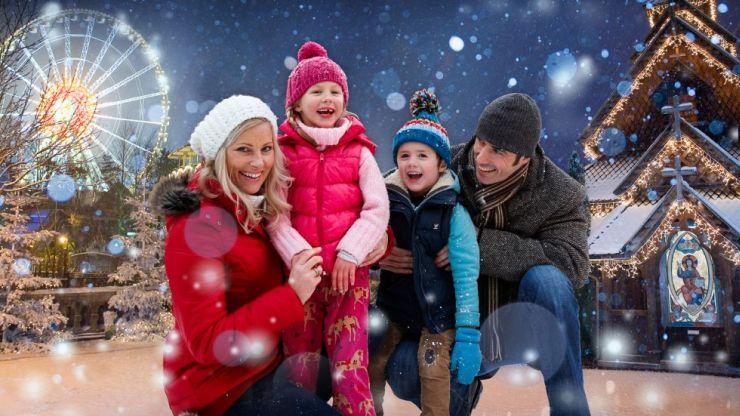 Foto: Europa-Park Winter