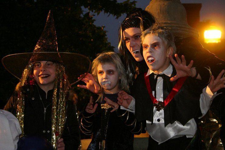 Foto: Filmpark Babelsberg, Halloween