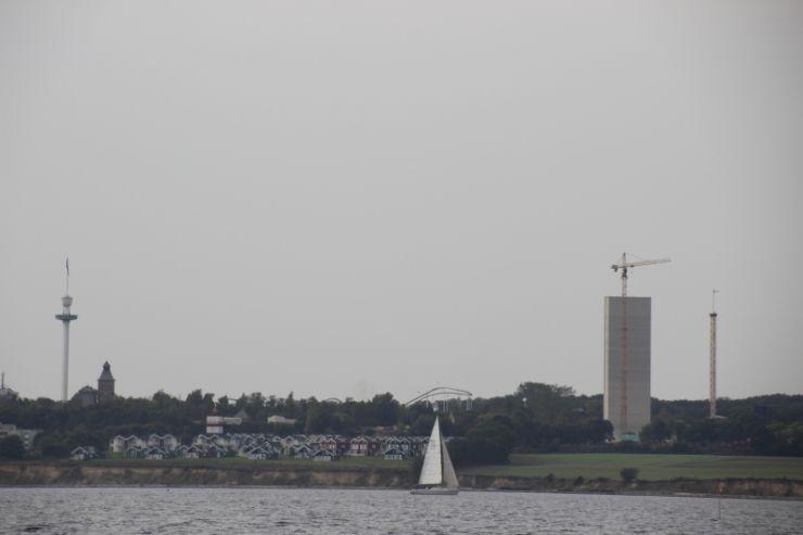 Foto: HANSA-PARK, Kärnan 2015, Bau-Update 29.09.2014