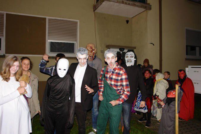 Foto: volksfreund.de, Die Schauspieler aus dem Horror Hotel 2013