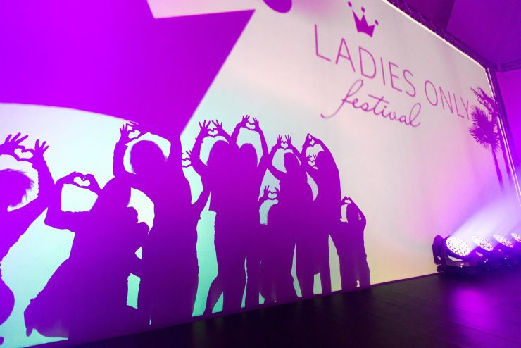 Foto: Europa-Park, Ladies Only Festival