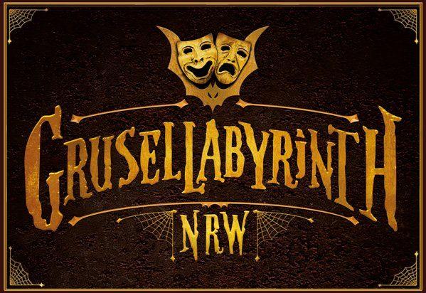 Logo Grusellabyrinth NRW