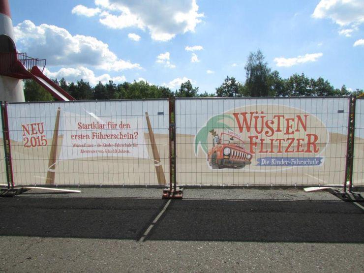 Foto: Heide Park Resort, Wüstenflitzer