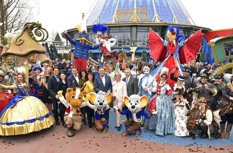 Foto: Europa-Park, Die große neue Parade zum 40. Jubiläum des Europa-Park