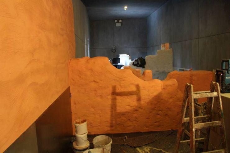 Foto: FORT FUN Abenteuerland, Bau-Update 01.04.2015