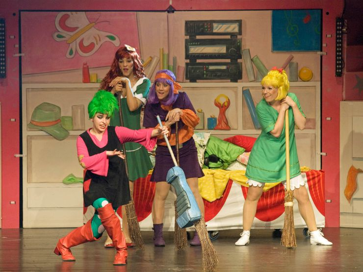 Foto: LEGOLAND Deutschland, Bibi Blocksberg Musical