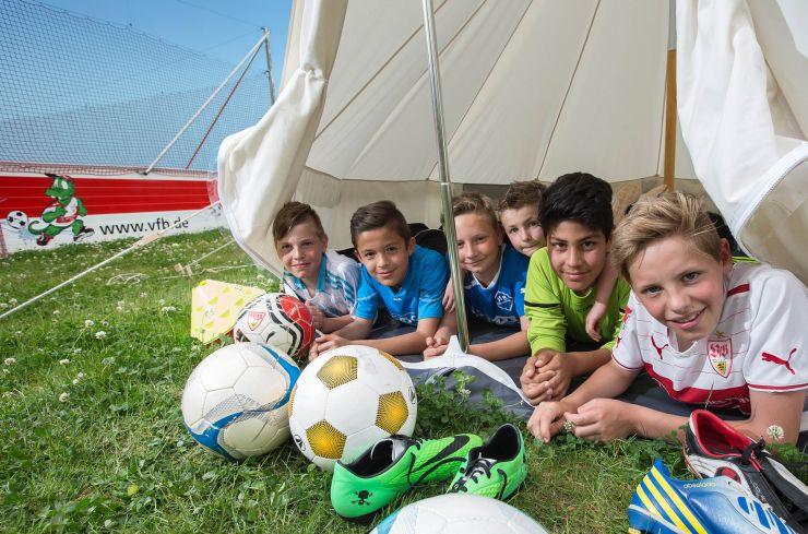 Foto: Ravensburger Spieleland, Spieleland Fussball-Camp