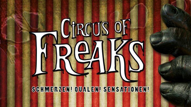 CircusOfFreaks