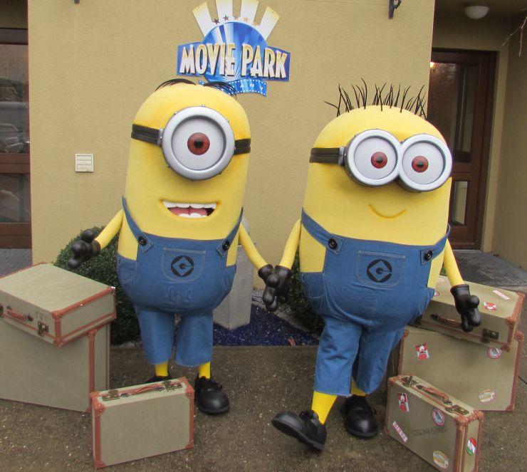 Foto: Movie Park Germany, Minions- Tag