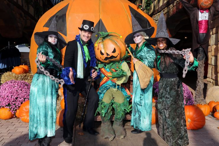 Foto: Holiday Park, Rocking Halloween