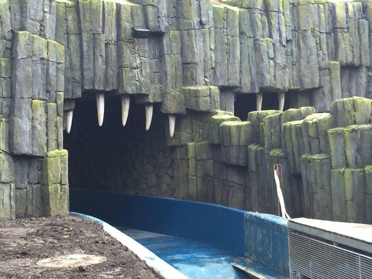 Foto: Heide Park Resort, Drachenzähmen - Die Insel