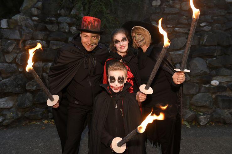 Foto: Skyline Park, Halloween