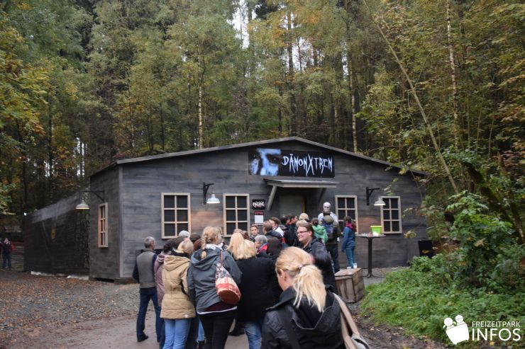 Foto: Freizeitparkinfos.de, FORT FEAR Horrorland 2015