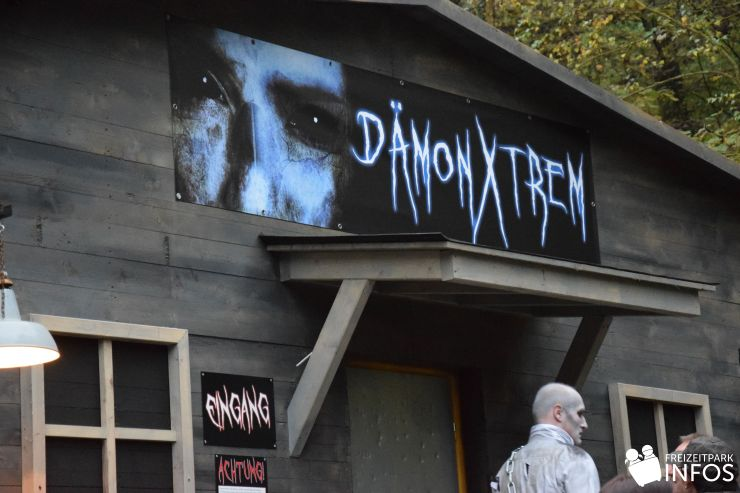Foto: Freizeitparkinfos.de, FORT FEAR Horrorland 2015