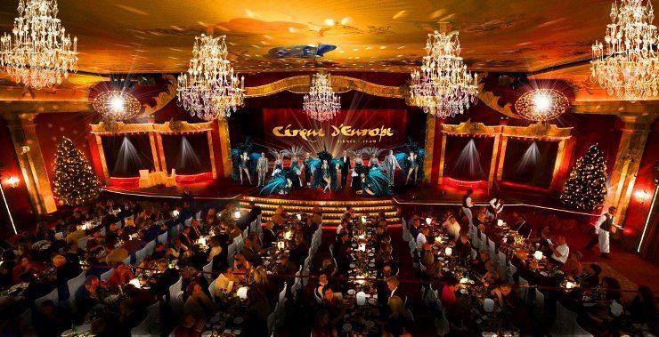 "Foto: Europa-Park, Dinner-Show ""Cirque d'Europe"""