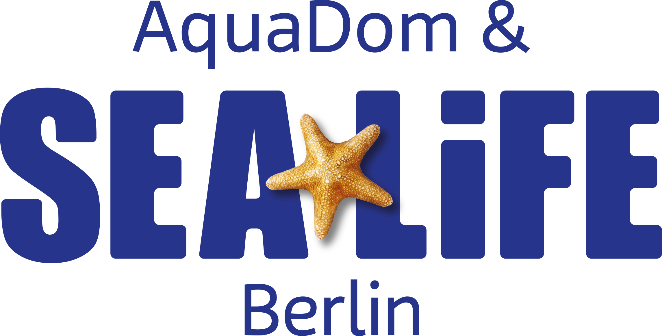 Logo AquaDom & SEA LIFE Berlin