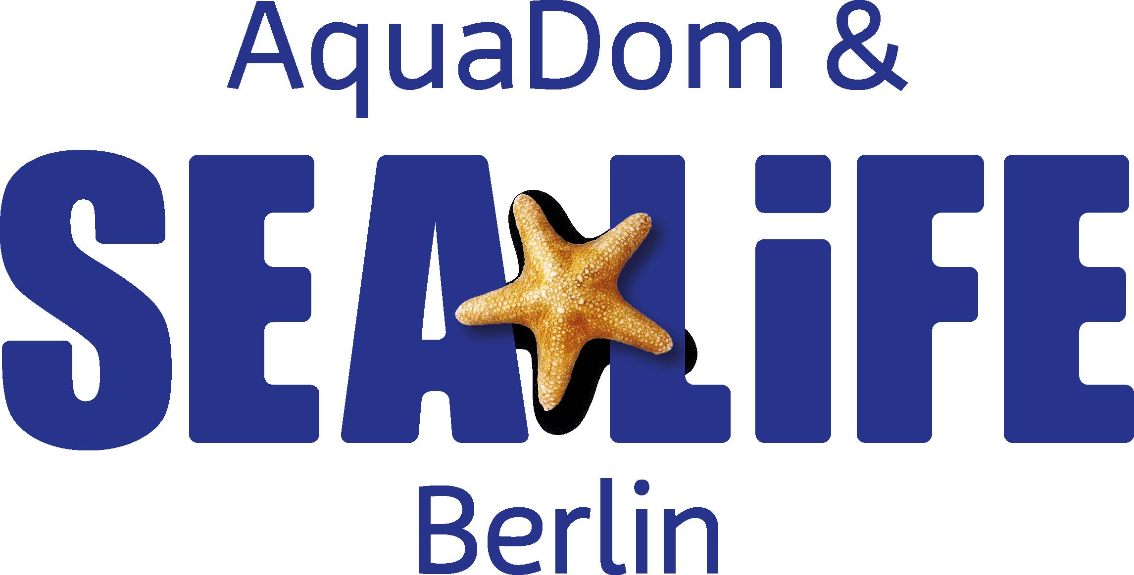 Logo AquaDom & SEA LIFE Berlin