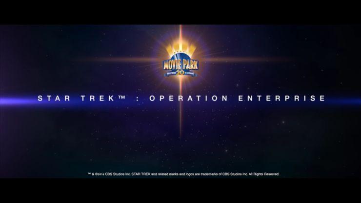"Foto: Movie Park Germany, ""Star Trek™: Operation Enterprise"