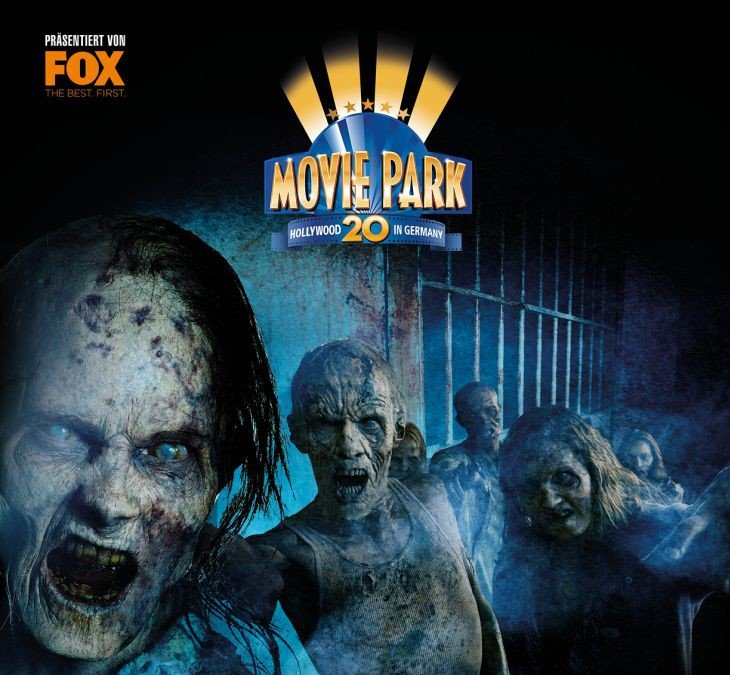 "Foto: Movie Park Germany,Horror-Attraktion ""The Walking Dead®"""