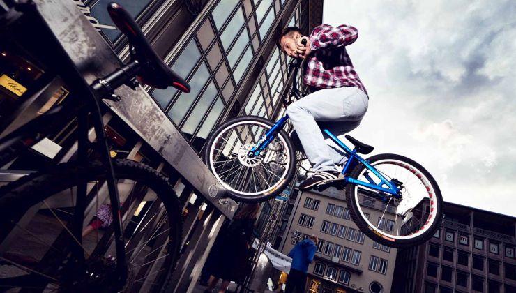 Foto: LEGOLAND Deutschland, Flatland-BMX-Show