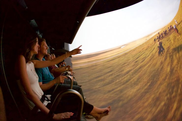 Foto: FlyOver Canada: The Ultimate Flying Ride