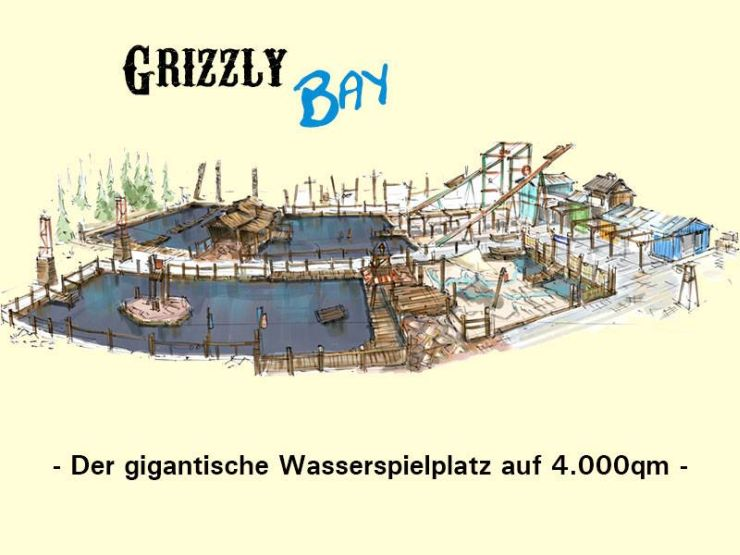 Foto: Jaderpark, Grizzly Bay