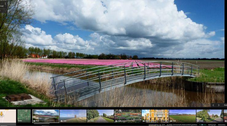 Foto: Google Maps Screenshot, Creil, Flevoland, Netherlands