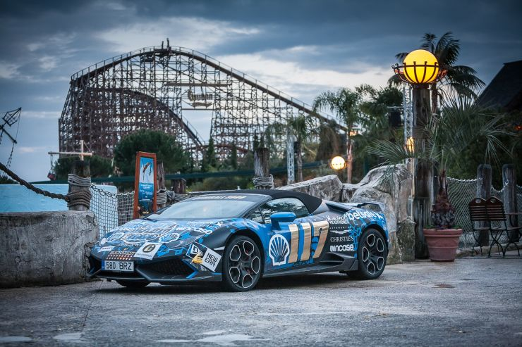 Foto: Europa-Park, Gumball