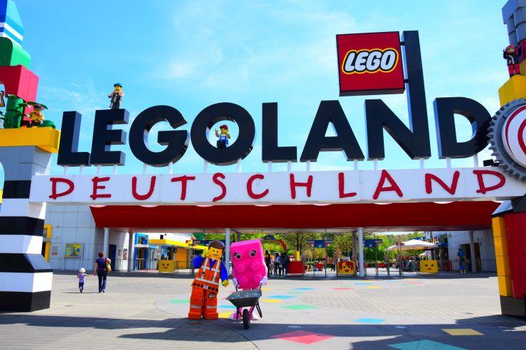Foto: LEGOLAND Deutschland Resort, Turmbau
