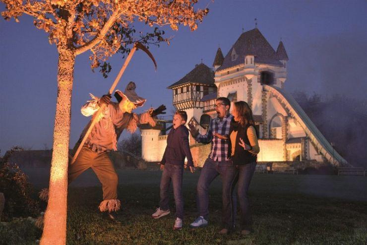 Foto: Erlebnispark Tripsdrill, Schaurige Altweibernächte