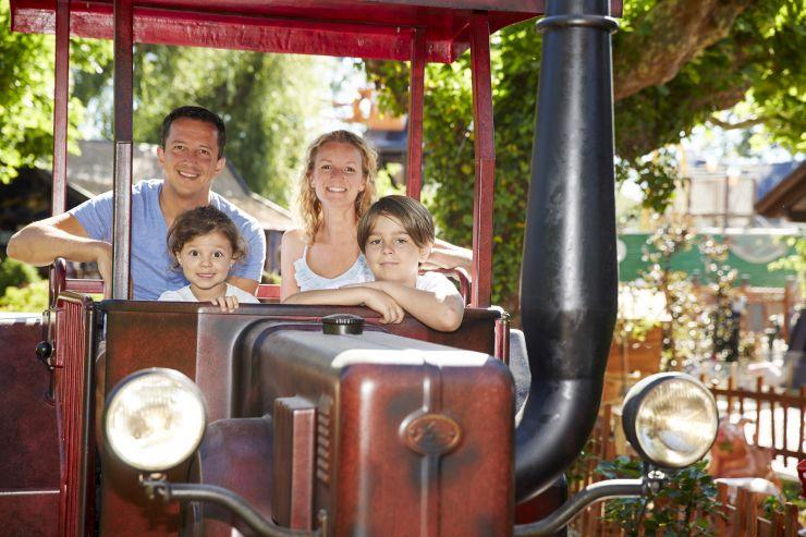 Foto: Europa-Park,Old Mac Donalds Tractor Fun