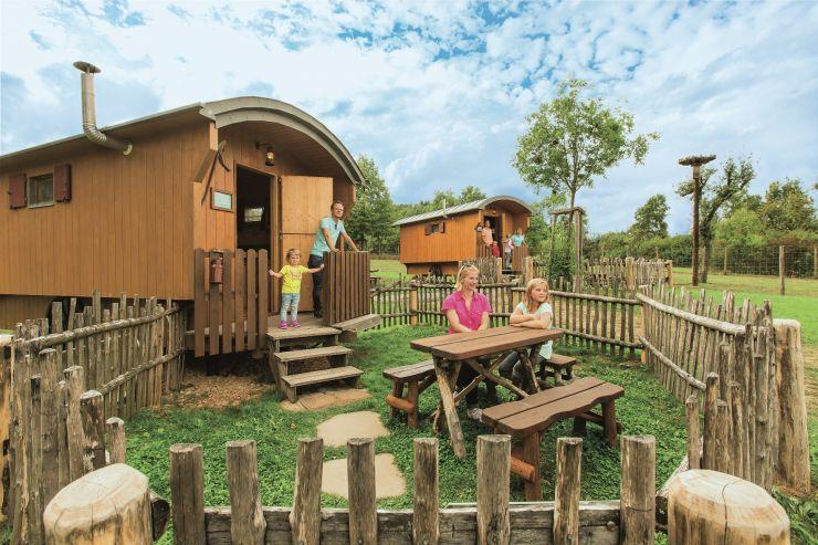 Foto: Erlebnispark Tripsdrill, Übernachten in Tripsdrill