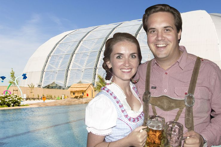 Foto: Tropical Islands, Oktoberfest in Tropical Islands AMAZONIA