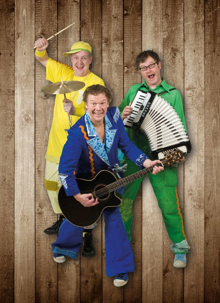 Foto: PLAYMOBIL-FunPark, Geraldino und die Bubbleboys