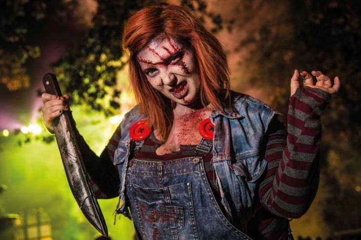 Foto: Movie Park Germany, Halloween Horror Fest