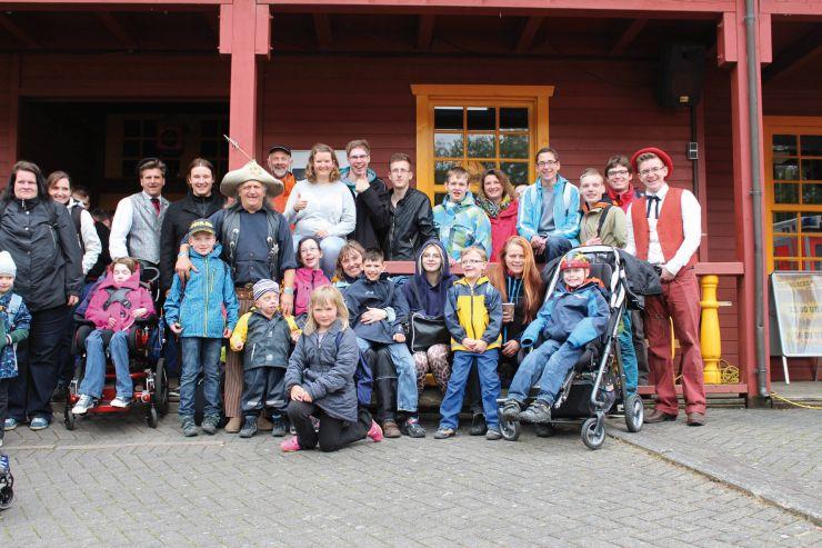 Foto: FORT FUN Abenteuerland, Schule an der Ruhraue