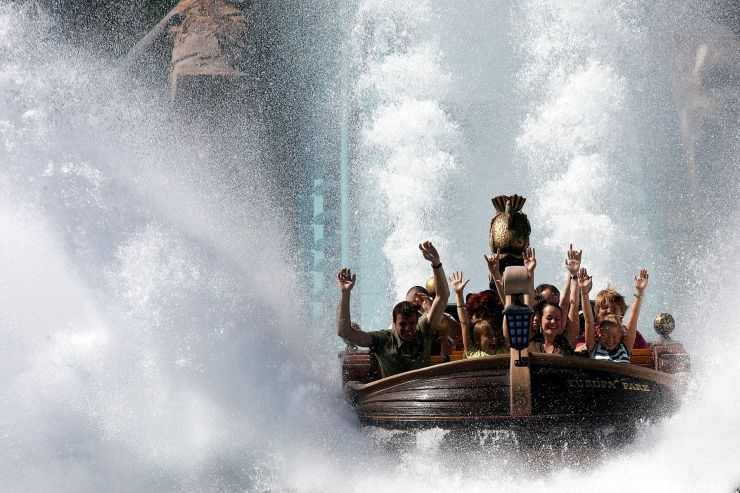Foto: Europa-Park, Atlantica SuperSplash
