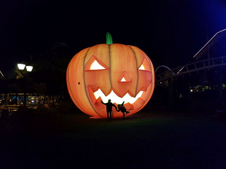 Foto: Heide Park Resort, Halloweeks 2016