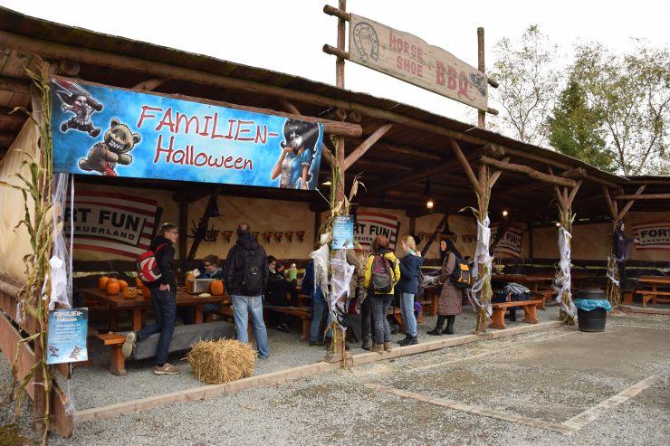 Foto: Freizeitparkinfos.de, FORT FEAR Horrorland 2016