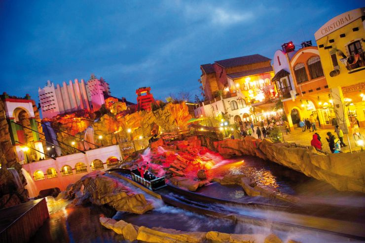 Foto: Phantasialand, Wintertraum Chiapas