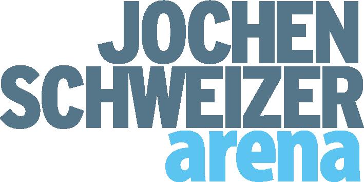 Logo Jochen Schweizer Arena